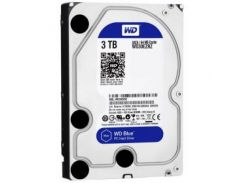 Накопитель HDD SATA 3.0TB WD Blue 5400rpm 64MB (WD30EZRZ)