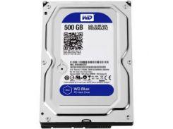Накопитель HDD SATA 500GB WD Blue (WD5000AZRZ)