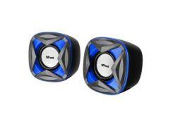Акустика Trust Xilo Compact 2.0 Speaker Set Blue