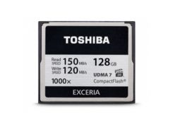Карта памяти TOSHIBA 128GB Compact Flash 1000X (CF-128GTGI(8)