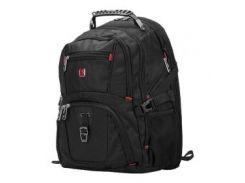 Рюкзак для ноутбука Continent BP-301 Black (BP-301BK)