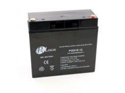 Аккумуляторная батарея ProLogix 12V 18AH (PGS18-12) GEL