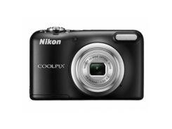 Цифровая фотокамера Nikon Coolpix A10 Black