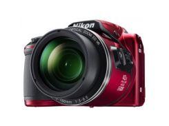 Цифровая фотокамера Nikon Coolpix B500 Red