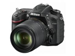 Цифровая зеркальная фотокамера Nikon D7200 Kit 18-105VR