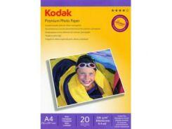 Фотобумага KODAK глянцевая 230g/m2, A4, 20л (CAT5740-810)