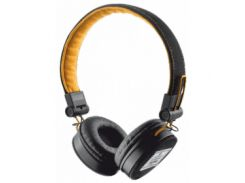 Наушники Trust Urban Revolt Fyber headphone black/orange