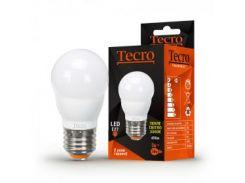 Лампа LED Tecro T-G45-5W-3K-E27 5W 3000K E27