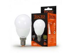 Лампа LED Tecro T-G45-5W-3K-E14 5W 3000K E14