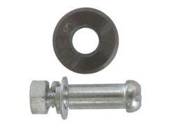 Колесо сменное для плиткореза с осью 16x2x6мм INTERTOOL HT-0348