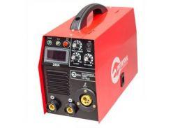 полуавтомат сварочный инверторного типа комбинированный 7,1 квт intertool dt-4325