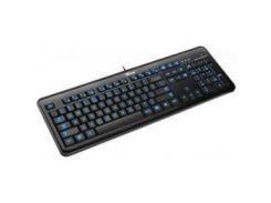 Клавиатура TRUST Elight Illuminated Keyboard RU