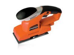Шлифмашина вибрационная STORM, 200 Вт, 10000 ход/мин, бумага 240x90 мм INTERTOOL WT-0520