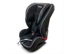 Автокресло Welldon Encore Isofix Черное (BS07-TT01-001)