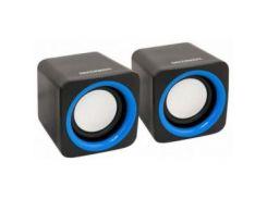 Акустическая система Greenwave SA-601 Black/Blue (R0015168)