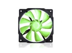 Вентилятор Xigmatek XOF-F1252 Green (CFS-OXGKS-WU2), 120x120х25 мм, 3-pin