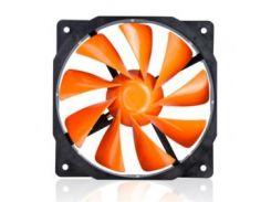 Вентилятор Xigmatek XOF-F1255 Orange (CFS-OXGKS-WU5), 120x120х25 мм, 3-pin