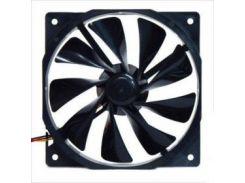 Вентилятор Xigmatek XOF-F1257 Black (EN5506), 120x120х25 мм, 3-pin