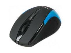 Мышь беспроводная Maxxtro Mr-401 черная USB