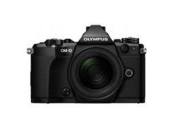 Цифровая камера OLYMPUS E-M5 mark II 14-150 II Kit + HLD-8 + BLN-1 черный/черный