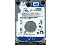 """hdd 2.5"""" sata 1.0tb wd blue 5400rpm 128mb (wd10spzx)"""