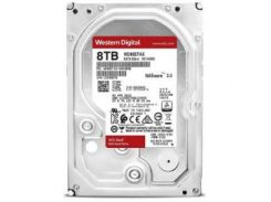HDD SATA 8.0TB WD Red NAS 5400rpm 256MB (WD80EFAX)