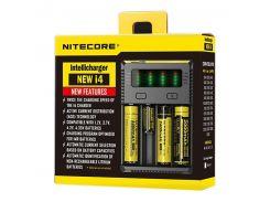 Зарядное устройство Nitecore Intellicharger NEW i4 (4 канала)