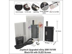 СУПЕРЦЕНА!!! Набор JoyeTech eGrip Upgrade OLED 30w