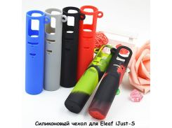 Силиконовый чехол для электронной сигареты Eleaf iJust-S (3000 мАч)