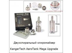 Суперцена! Двухспиральный клиромайзер KangerTech AeroTank Mega Upgrade
