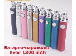 Аккумуляторная батарея-варивольт Evod 1300 mAh