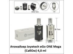 Атомайзер Joyetech eGo ONE Mega (СабОм) 4,0 ml