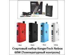Акция! Стартовый набор KangerTech Nebox 60W (Температурный контроль)