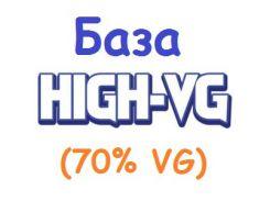 База High VG (70VG:30PG)