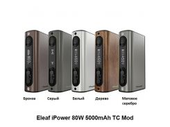 Боксмод Eleaf IPOWER 80W (5000 mAh)