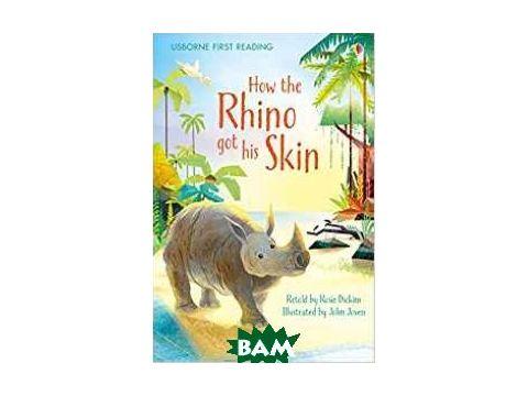 How the Rhino got his Skin Киев