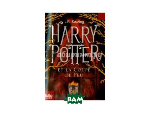 Harry Potter. Tome 4: Harry Potter et la Coupe de feu Киев