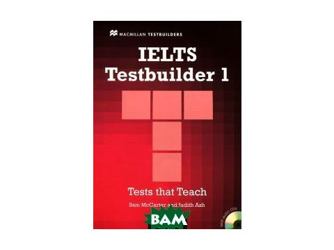 IELTS Testbuilder 1. Tests that Teach with key. + 2 AudioCD (+ Audio CD) Киев