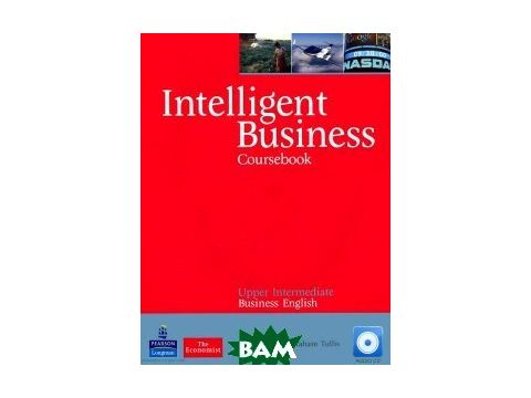 Intelligent Business Upper Intermediate Coursebook/CD Pack (+ Audio CD) Киев