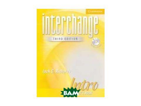 Interchange Intro Student`s Book (+ Audio CD) Киев