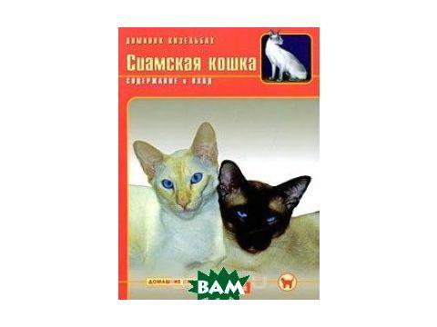 Сиамская кошка. Содержание и уход Киев
