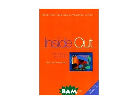 Inside Out. Pre-Intermediate. Workbook with key (+ Audio CD) Киев