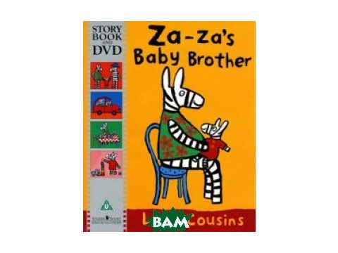 Za-Za`s Baby Brother (+ DVD)