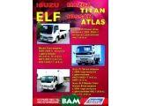 Цены на Isuzu ELF / Mazda Titan / Niss...