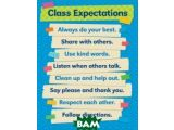 Цены на Tape It Up! Class Expectations...