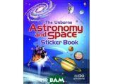 Цены на Astronomy and Space. Sticker B...