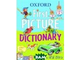 Цены на oxford first picture dictionar...