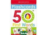 Цены на Flashcards: 50 First Words. Ca...