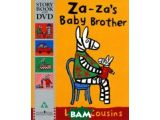 Цены на za-za`s baby brother (+ dvd)