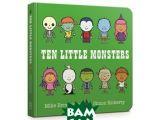 Цены на Ten Little Monsters